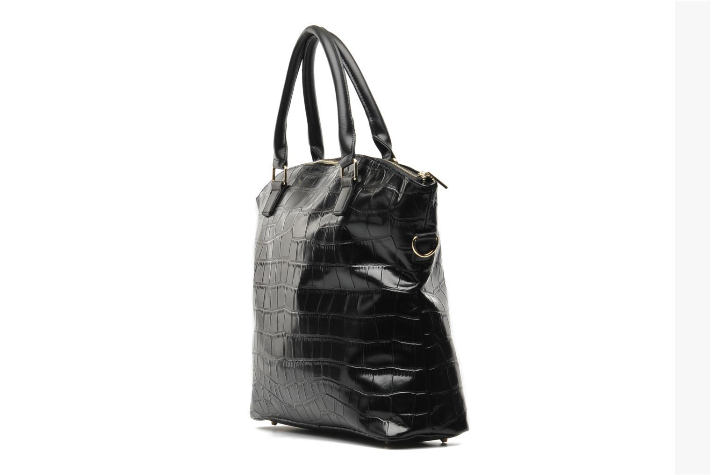 Zalando Mexx Tassen : Mexx croco baylee l satchel zwart handtassen bij sarenza