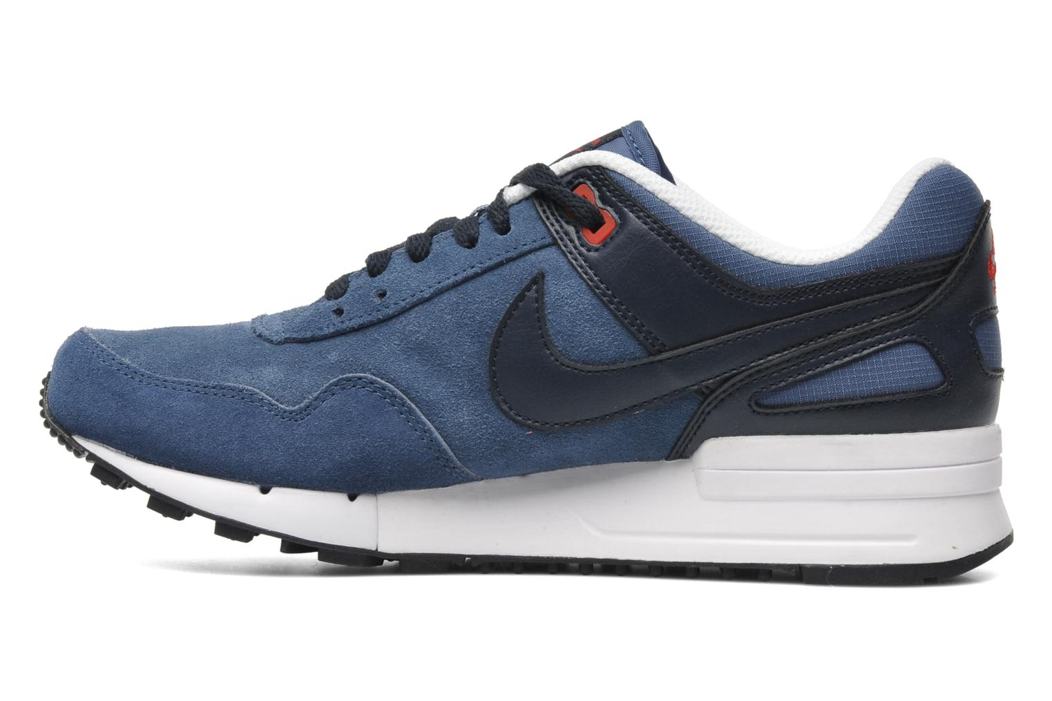 nike air pegasus 89 bleu baskets chez sarenza 189394. Black Bedroom Furniture Sets. Home Design Ideas