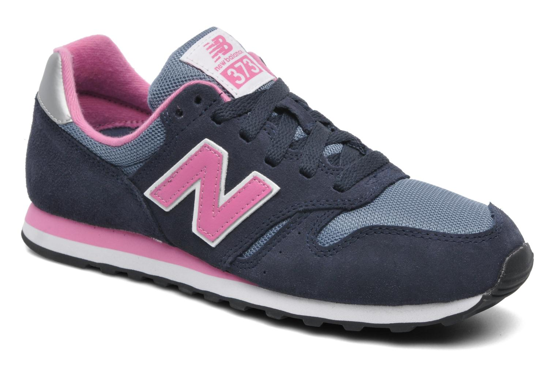 new balance 373 mujer azul y rosa