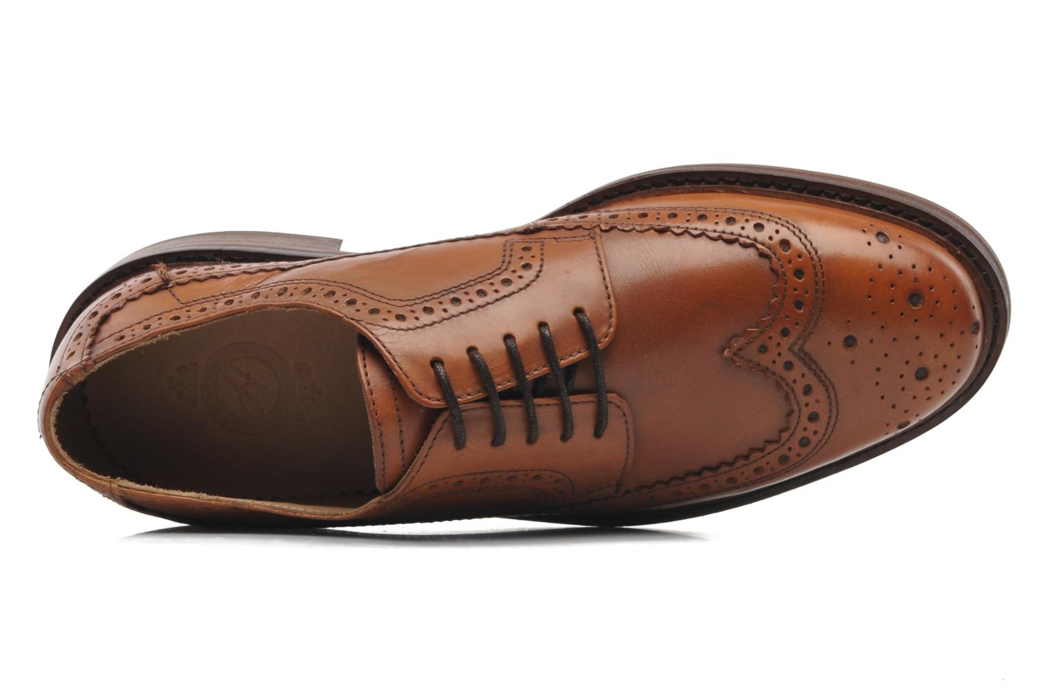 H By Hudson Callaghan Lace-up shoes in Brown at Sarenza.co ...