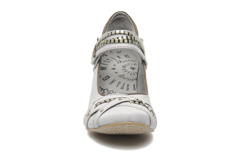 mustang shoes fooch high heels in grey at. Black Bedroom Furniture Sets. Home Design Ideas