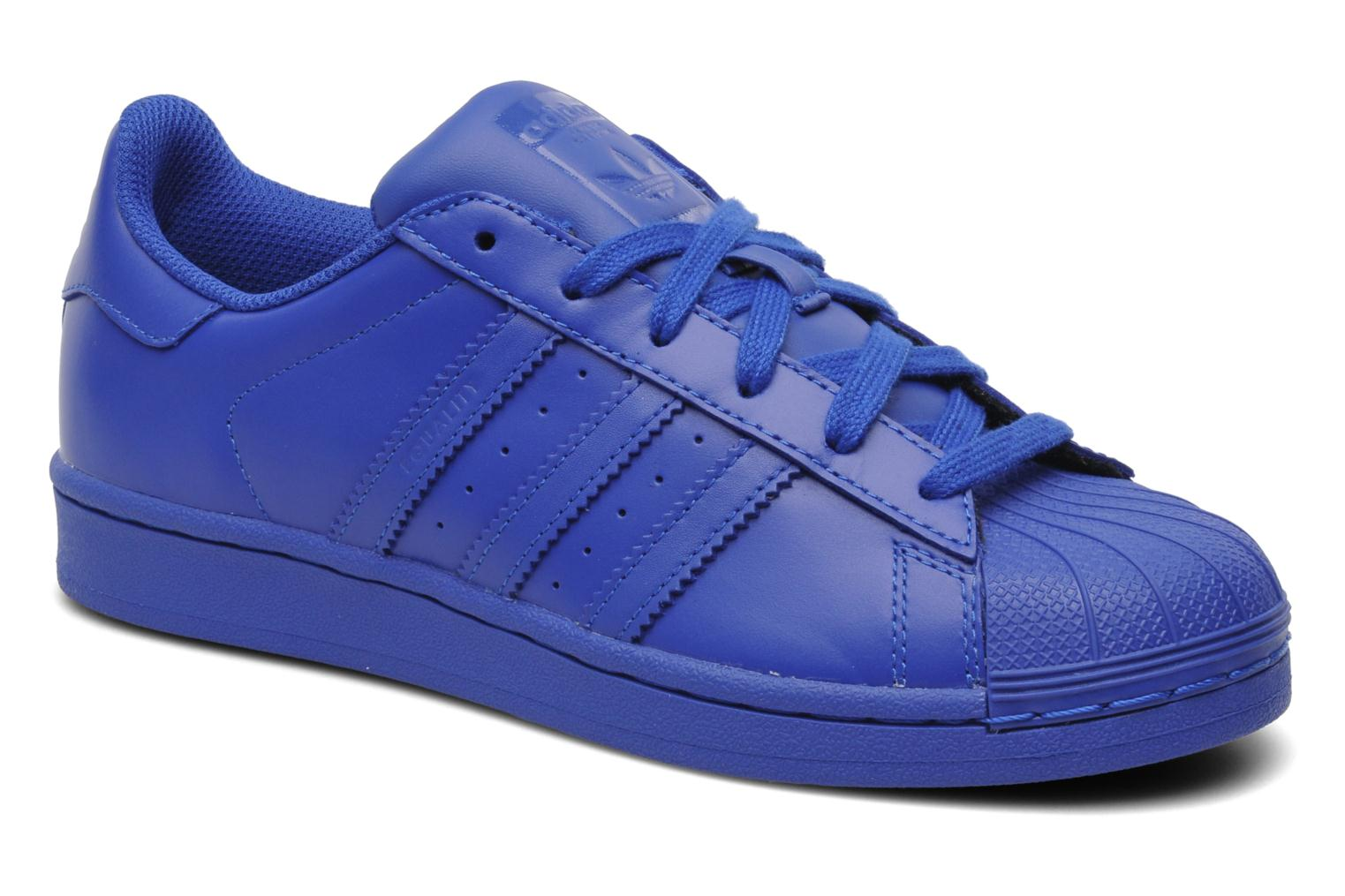 chaussures adidas superstar bleu. Black Bedroom Furniture Sets. Home Design Ideas