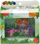 Crocs  Deep in the Jungle (Girls) 3pc-Pack