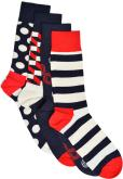 Happy Socks Chaussettes ETERNITY Pack de 4