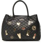 Love Moschino Quilted cabas Love