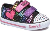 Skechers Shuffles Triple Time Little