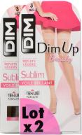 Dim Dim Up Beauty - Sublim Voile Brillant Pack de 2