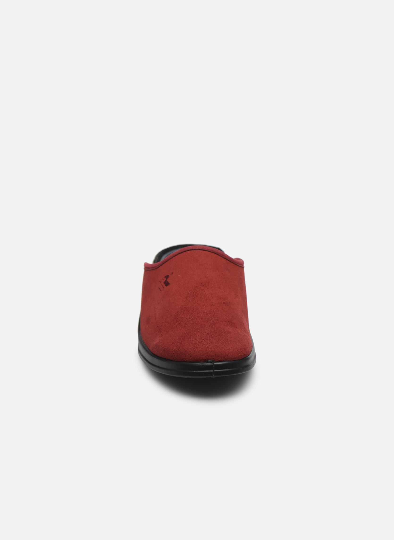 Últimos recortes de precios Romika Remo 122 (Rojo) - Pantuflas chez Sarenza