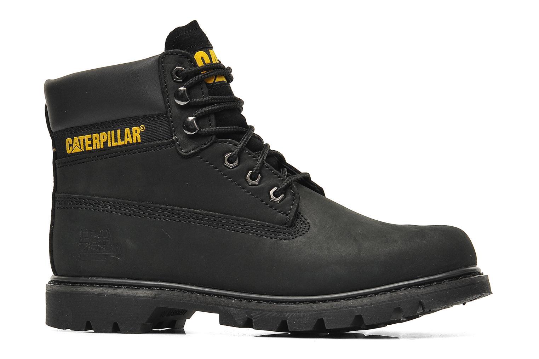 Boots en enkellaarsjes Caterpillar Colorado Zwart achterkant