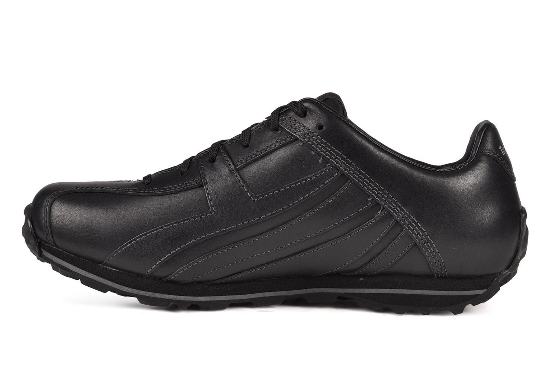 Sneakers Timberland BW Fells FTP Trainer low Zwart voorkant