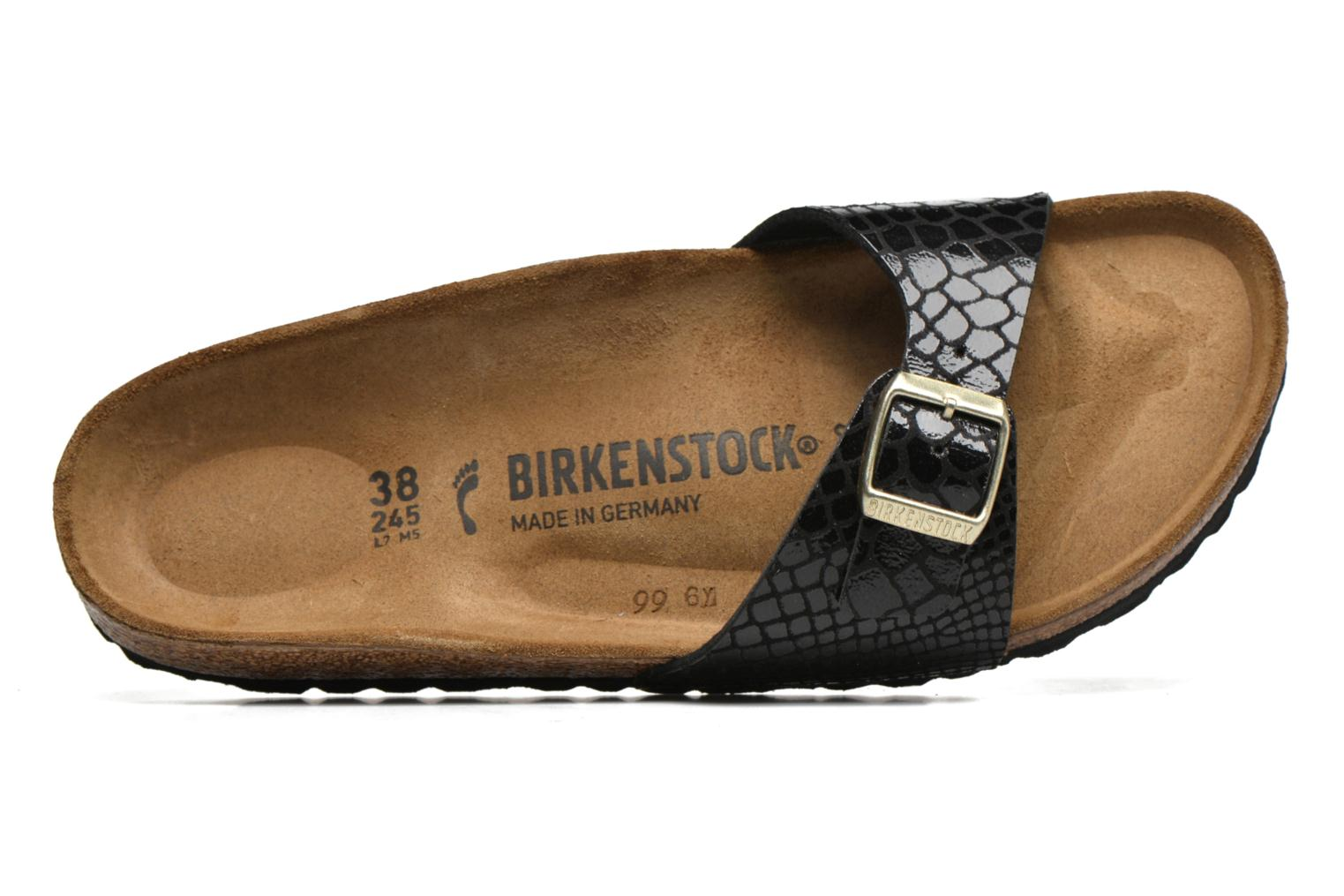 Mules & clogs Birkenstock Madrid Black view from the left