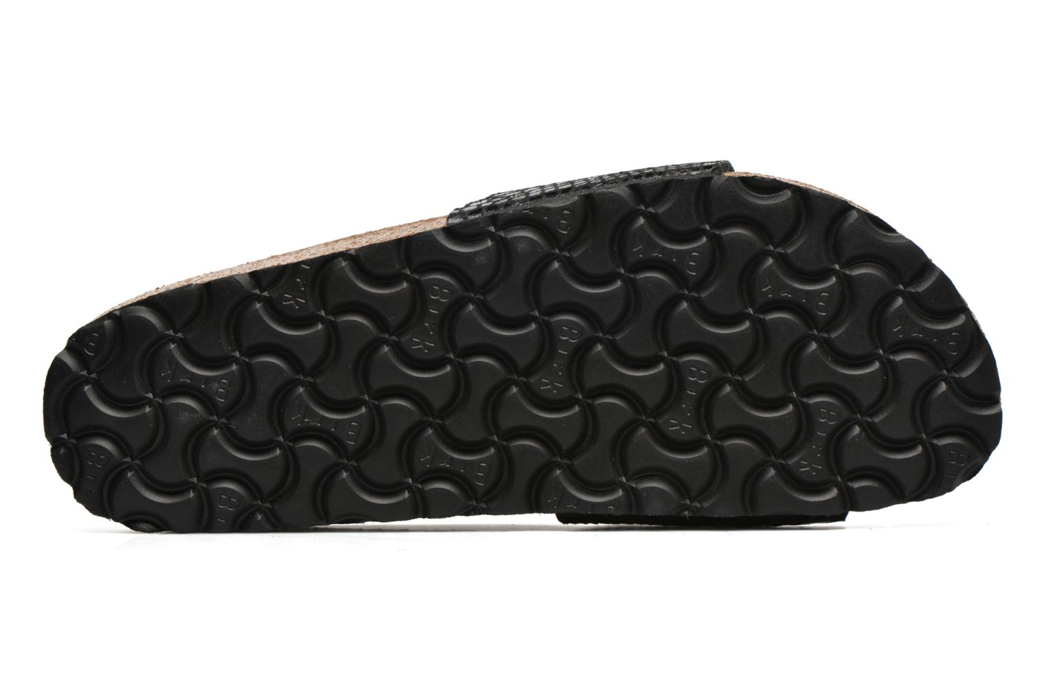 Mules & clogs Birkenstock Madrid Black view from above