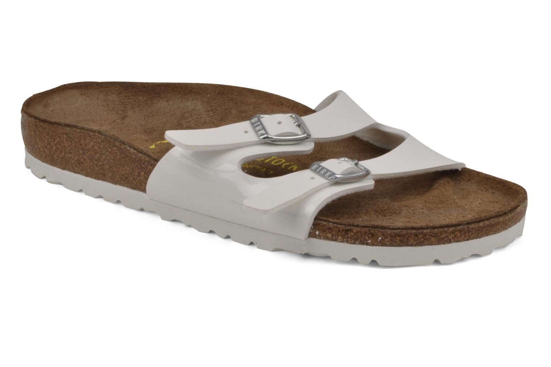 Grandes descuentos últimos zapatos Birkenstock IbizaFlor (Blanco) - Zuecos Descuento