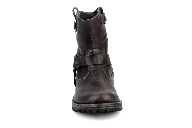 Bottines et boots Stones and Bones Iker Gris vue portées chaussures
