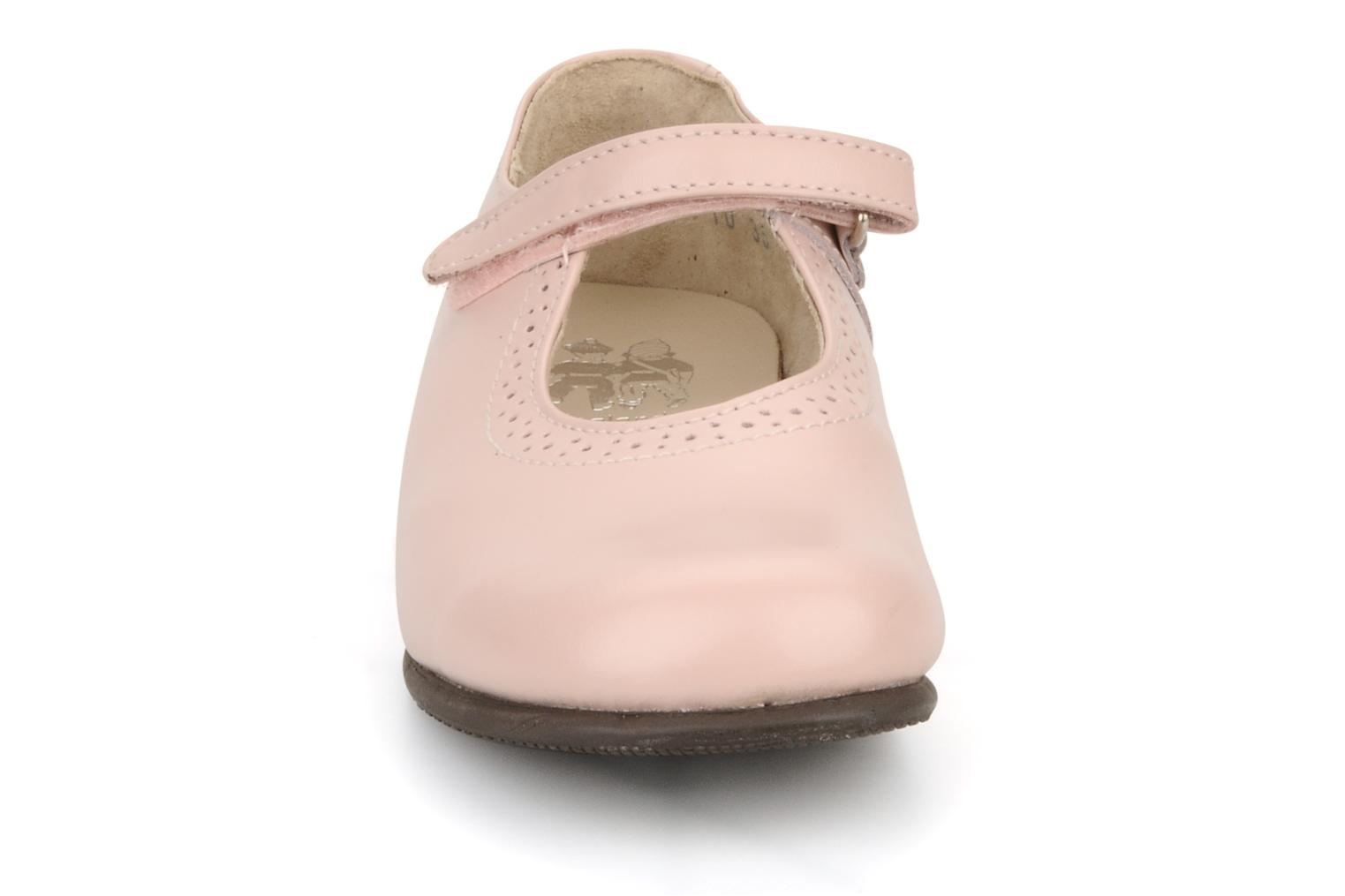 Ballerina's Start Rite Delphine Roze model