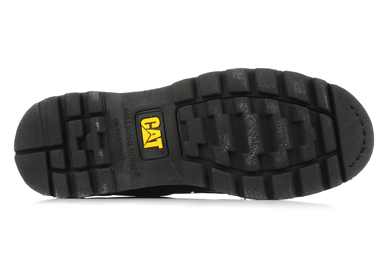 Chaussures à lacets Caterpillar Falmouth Marron vue haut
