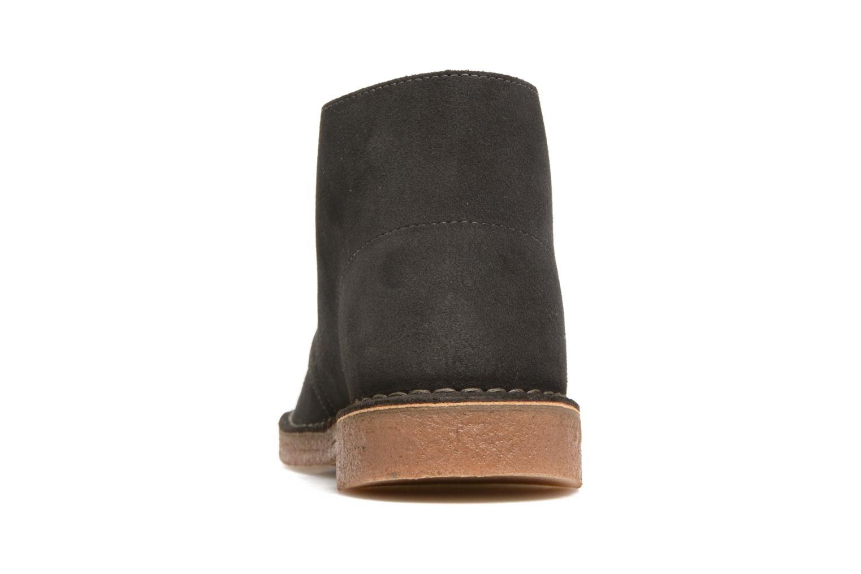 Boots en enkellaarsjes Clarks Desert Boot Grijs rechts