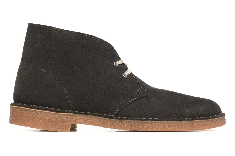 Boots en enkellaarsjes Clarks Desert Boot Grijs achterkant