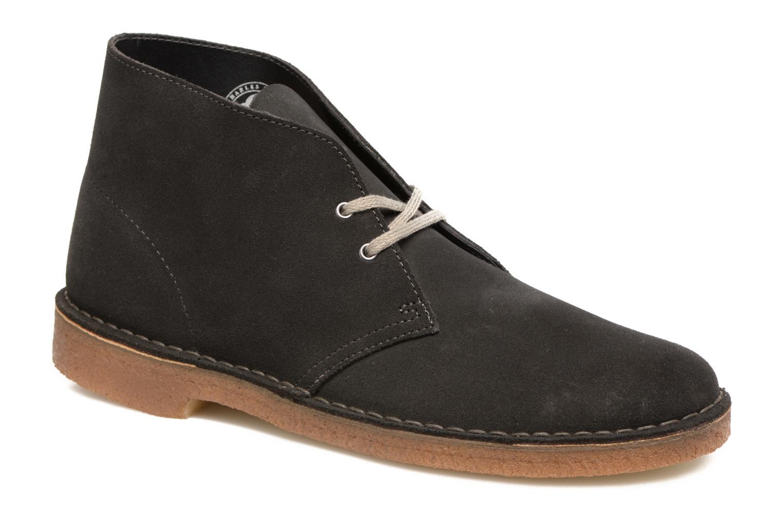 Boots en enkellaarsjes Clarks Desert Boot Grijs detail