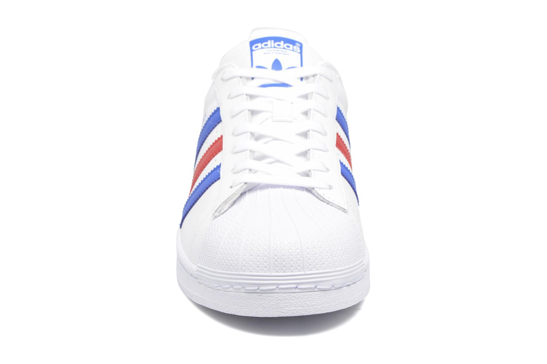 Trainers Adidas Originals Superstar White model view