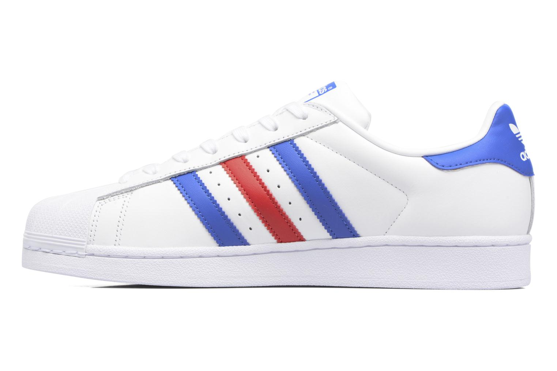 Trainers Adidas Originals Superstar White front view