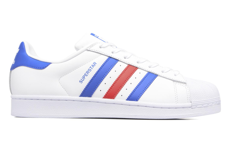 Trainers Adidas Originals Superstar White back view
