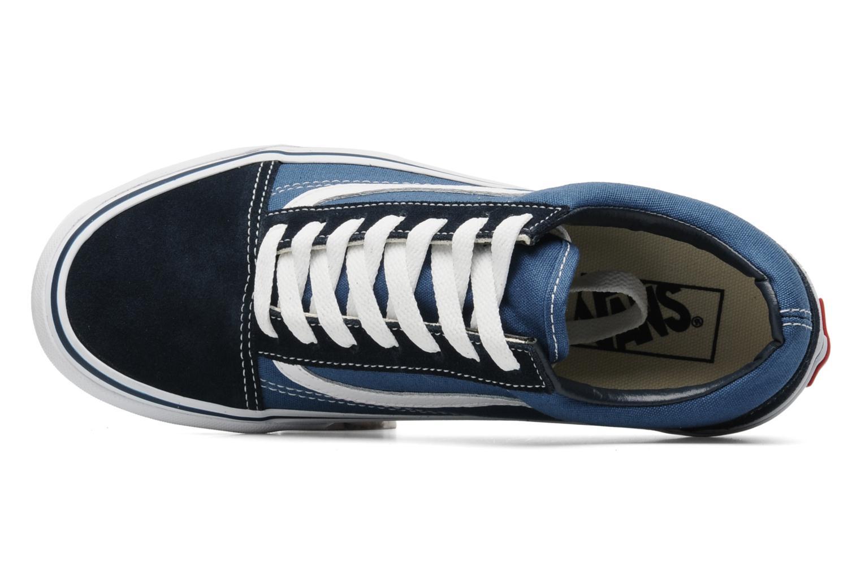 Sneakers Vans Old Skool W Blauw links