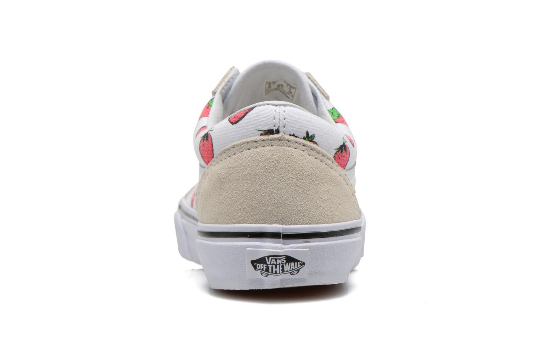 Sneakers Vans Old Skool W Multicolore immagine destra