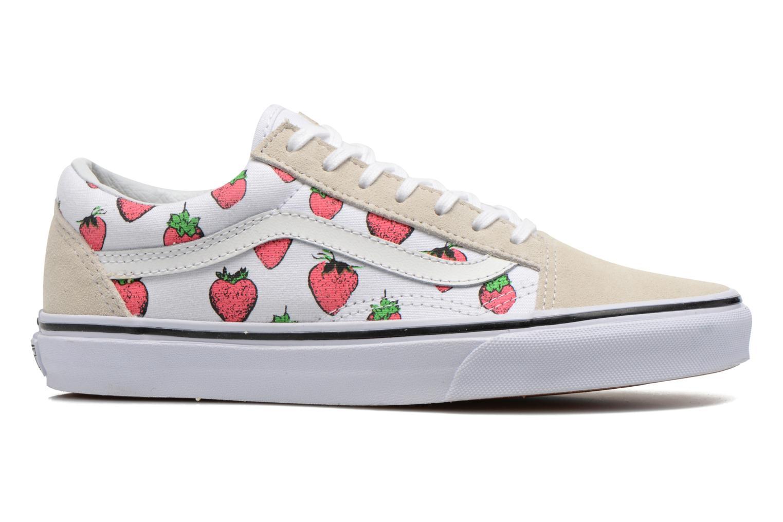 Old Skool W (Strawberries) true white