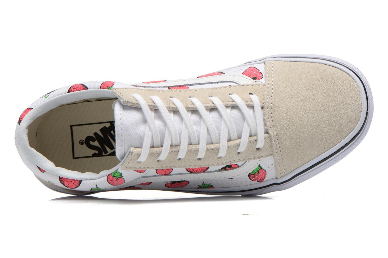 Sneakers Vans Old Skool W Multi bild från vänster sidan