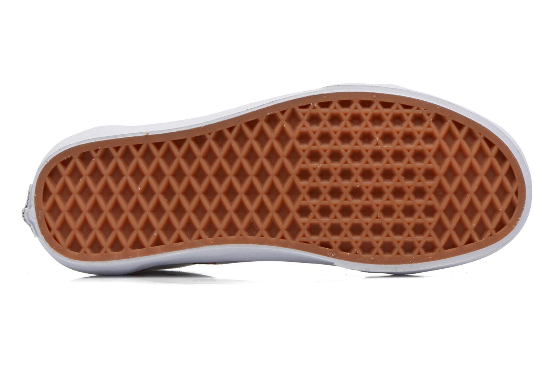 Sneakers Vans Old Skool W Multicolore immagine dall'alto
