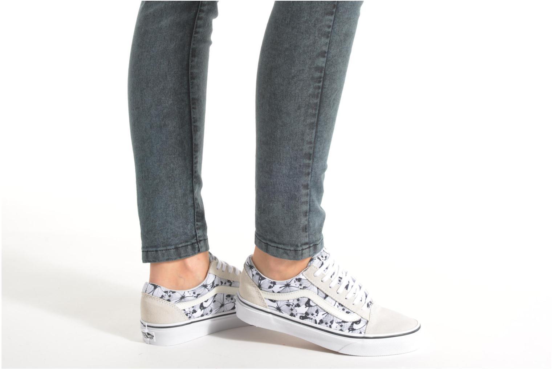 Sneakers Vans Old Skool W Grijs onder