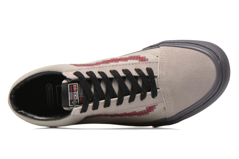 Sneakers Vans Old Skool W Grijs links