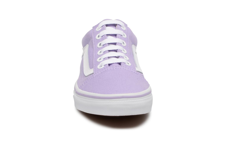 Trainers Vans Old Skool W Purple model view