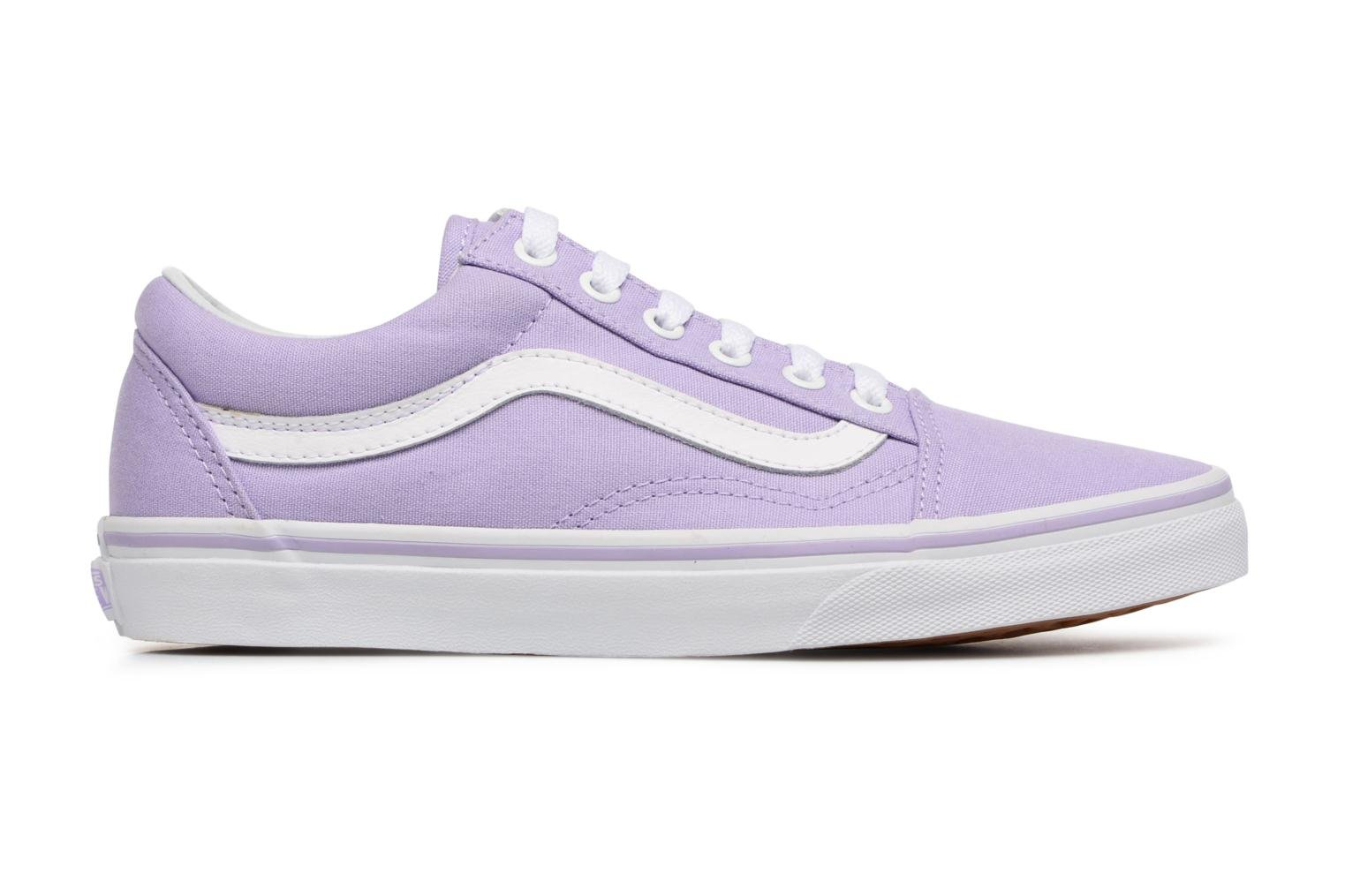 Old Skool W Lavender/True White