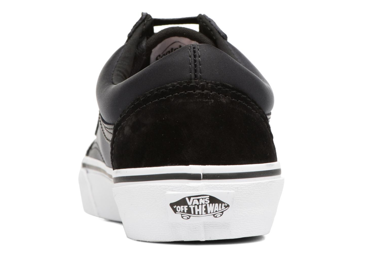 Old Skool W Black/true white