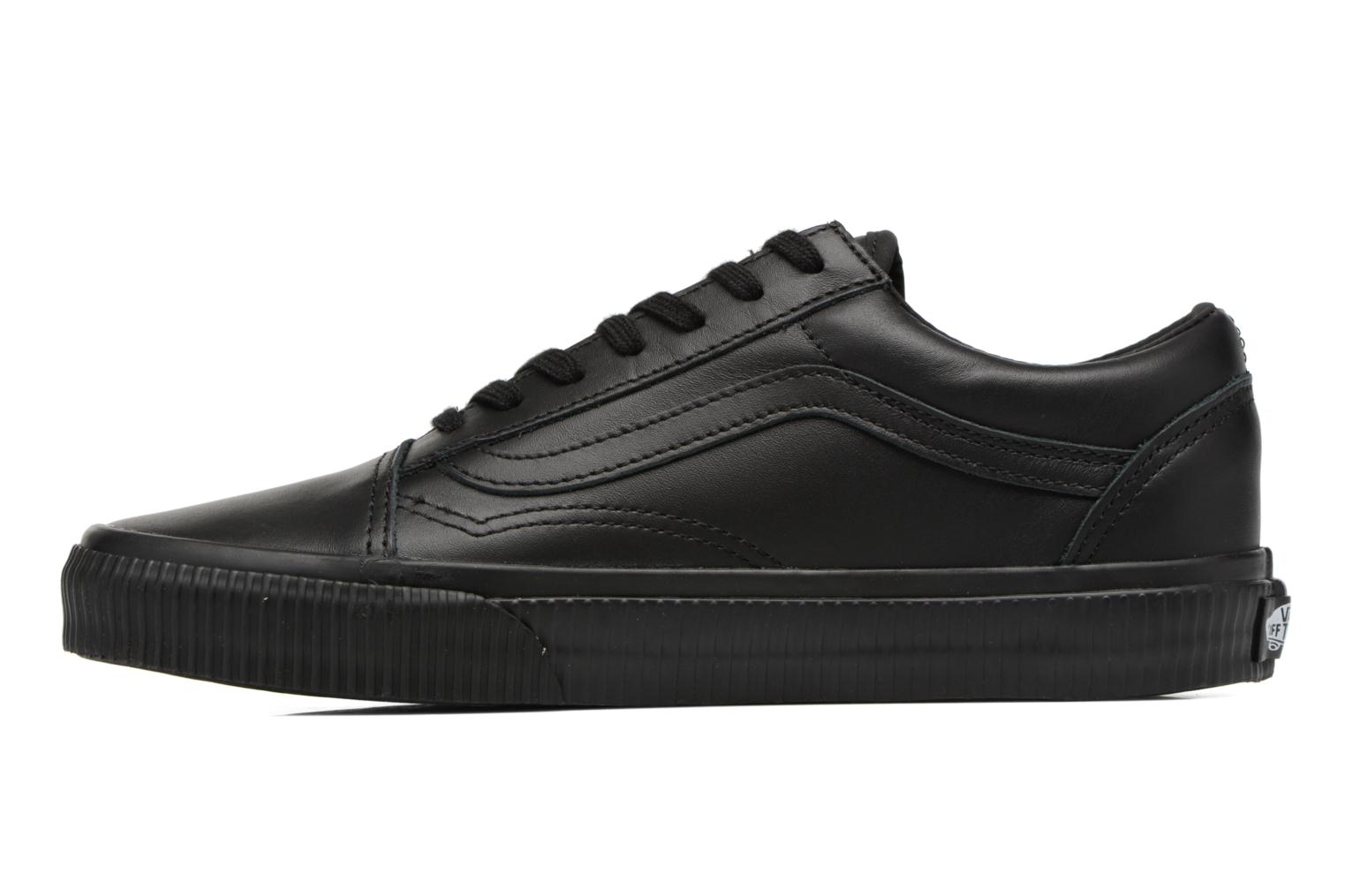 Sneakers Vans Old Skool W Sort se forfra
