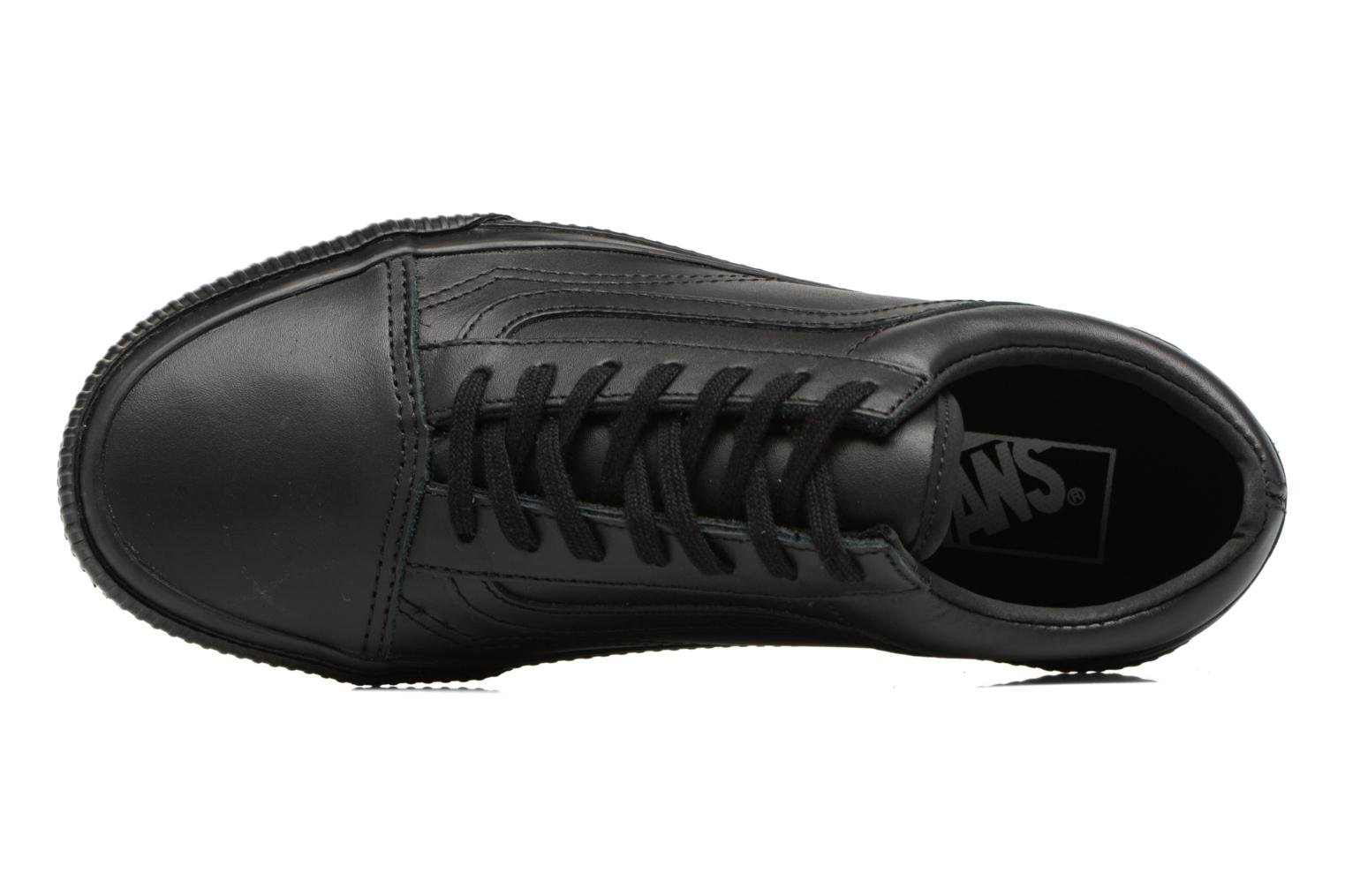 Sneakers Vans Old Skool W Sort se fra venstre