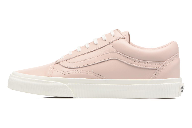 Sneakers Vans Old Skool W Rosa immagine frontale