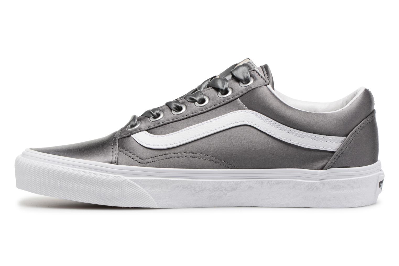 Sneakers Vans Old Skool W Grijs voorkant