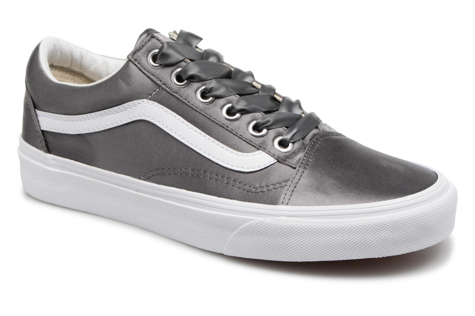 Sneakers Vans Old Skool W Grijs detail