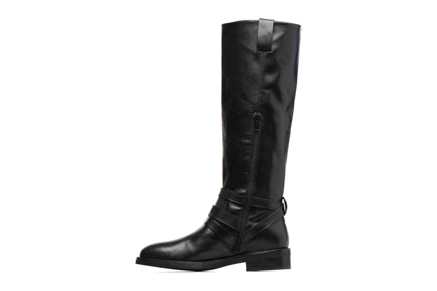 Boots & wellies Jonak Mirta Black front view