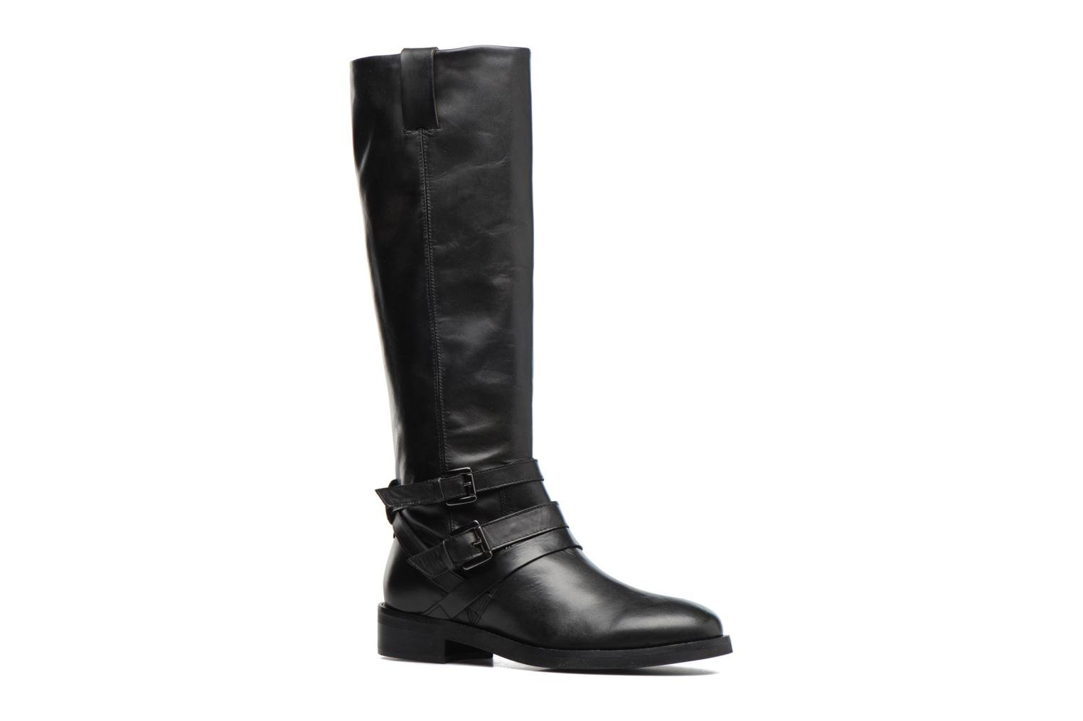 Boots & wellies Jonak Mirta Black detailed view/ Pair view