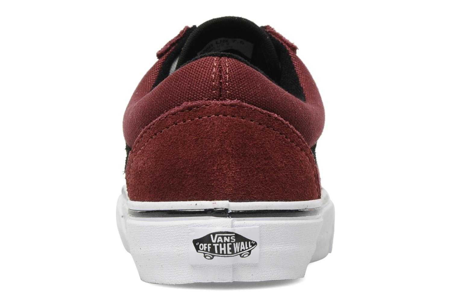 Old Skool Port royale/black (Suede/Canvas)