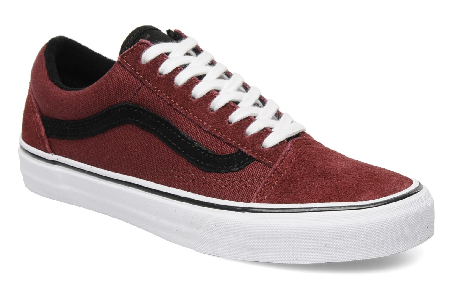 vans old bordeaux
