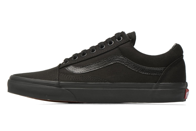 Sneakers Vans Old Skool Svart bild från framsidan