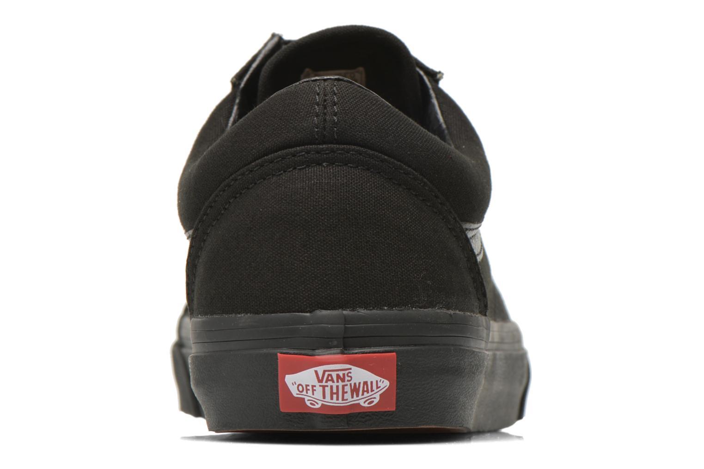 Sneakers Vans Old Skool Nero immagine destra
