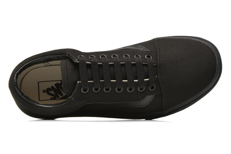 Sneakers Vans Old Skool Svart bild från vänster sidan