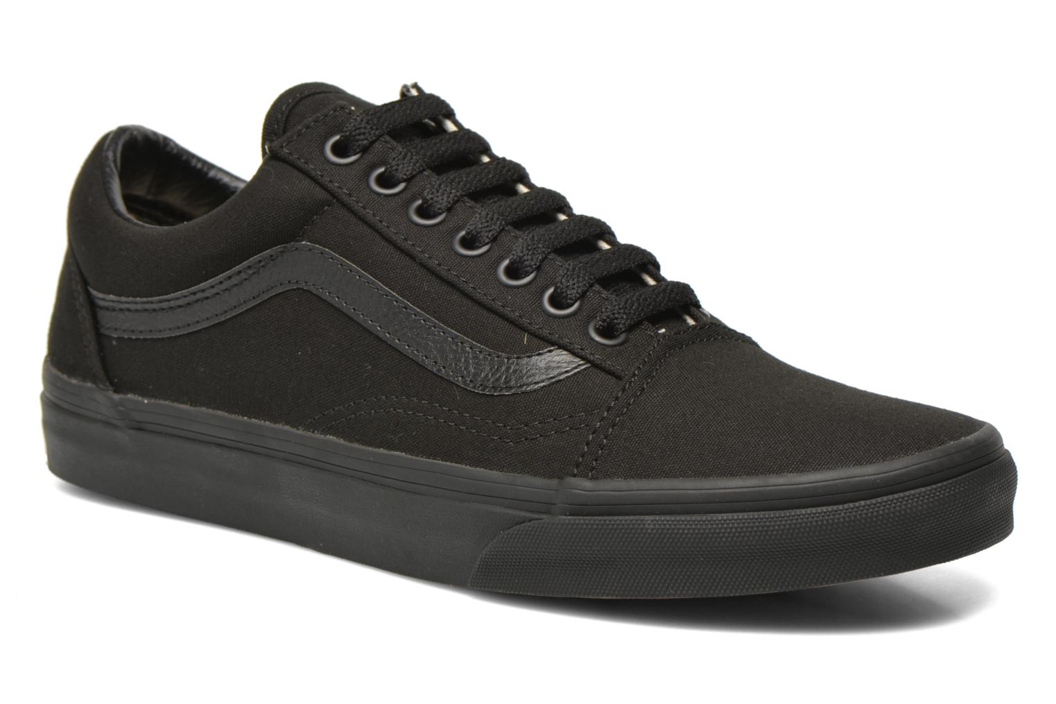 baskets vans noir
