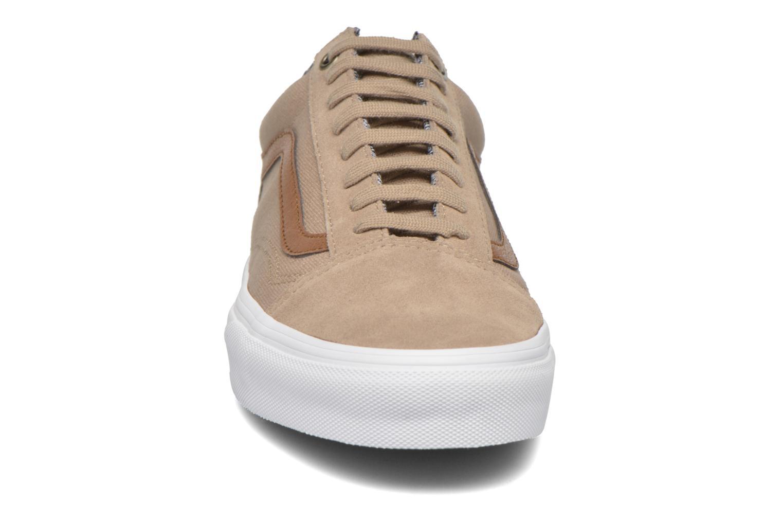 Sneakers Vans Old Skool Beige model